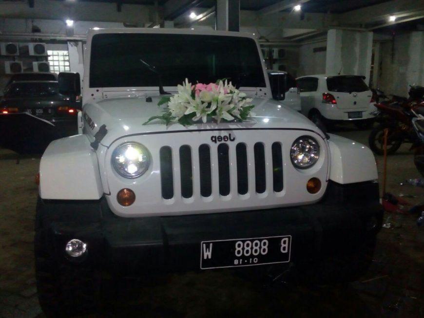 SEWA-RENTAL-MOBIL-MEWAH-RUBICON-PENGANTIN-WEDDING CAR