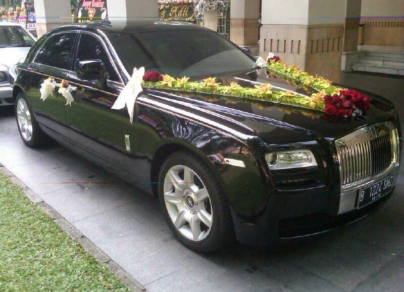 wedding car jakarta